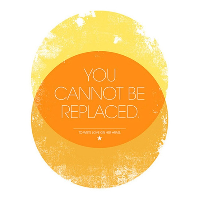 cannot be replaced
