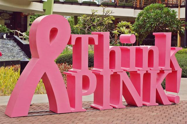 Ayala Center Cebu Celebrates Pink October